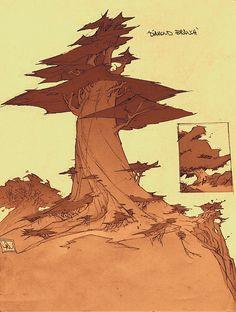 autodestruct : digital: Trees!
