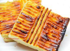 Recette gâteau de patate douce : une recette de dessert réunionnais