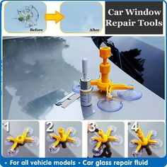 Buy Automobile Windshield Repair Kit Car Styling Window Glass Scratch Crack Restore Repair Tool Auto Window Screen Car Accessories at www.smilys-stores.com! Free shipping. 45 days money back guarantee. Car Window Repair, Window Glass Repair, Windshield Glass, Windshield Repair, Laminated Glass, Car Freshener, Car Repair Service, Auto Glass, Recovery Tools