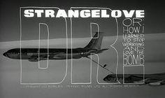 Strangelove, Main Title