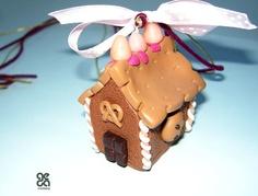 Handmade necklace / Home sweet home! :) / 17€