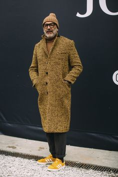 Newsboy Caps Dominated Street Style at Pitti Uomo - Alles über Damenmode Fashion Casual, Look Fashion, Urban Fashion, Fashion Tips, Fashion Trends, Old Man Fashion, Street Fashion, Womens Fashion, Mode Masculine