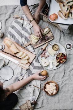 appalachian picnic | local milk