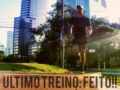 E hoje eu finalizei o treinamento para os 42km da maratona de São Paulo. Minha primeira maratona! Foram 14km de leve. Posso dizer que o caminho de todo esse treinamento não foi fácil. Foram meses e meses de muito foco e determinação. Saí de um ponto de sedentarismo para o de um atleta despretensioso e finalmente para um atleta amador que leva muito a sério o treinamento. Muita coisa mudou de lá pra cá. Algumas pequenas lesões dores momentos que achei que não ia conseguir. Minha impressão…