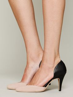 Jeffrey Campbell Aubrey Heel at Free People Clothing Boutique