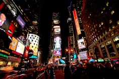 Don't forget to visit Times Square during your relocation to New Jersey!