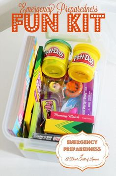72 Hour Kits and Emergency Supplies - The Idea Room (Tech Week Survival) 72 Hour Emergency Kit, 72 Hour Kits, Emergency Preparedness Kit, Emergency Preparation, Emergency Supplies, In Case Of Emergency, Emergency Bag, Survival Supplies, Emergency Kit For Kids