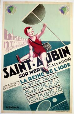 Saint Aubin Sur Mer (Calvados) ~ France