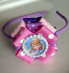 Sofia the First Inspired by CutiePieParade on Etsy