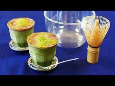 Matcha Hot Chocolate Drink Recipe 抹茶ホットショコラドリンク - YouTube