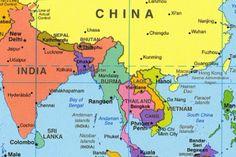 Nepal mapa mundi  NEPAL  Pinterest  Nepal Mapas y Mundo