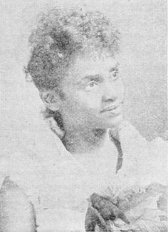 May C. Hyers, first African-American singer to make recordings.