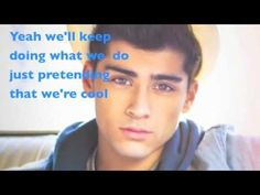 One Direction- Live While We're Young (lyrics+pictures)