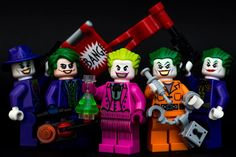 We're always making plans for Batman... #Lego #instalego #legogram #joker…