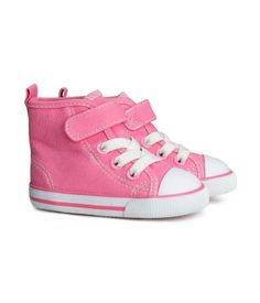 basketball shoes... in pink | H&M