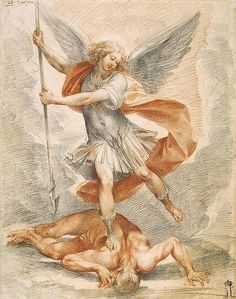 Cesare Giuseppe - Archangel Michael - OR-3728 | Flickr - Photo Sharing!