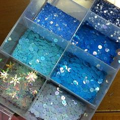 sensational sparkly sequins