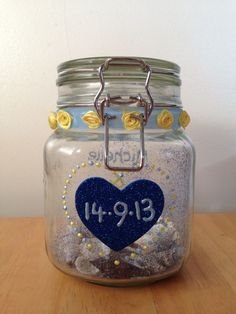 Wedding Memory Jar £15.00