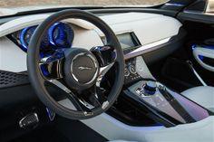Jaguar hints at production model of the CX 17 concept car in 2016 ...