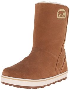 Sorel Women's Glacy Snow Boot,Elk,5.5 M US SOREL http://www.amazon.com/dp/B00HQ3B6AW/ref=cm_sw_r_pi_dp_HkyFwb1327JZJ