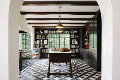 Homey Transitional Kitchen by Jessica Helgerson on HomePortfolio