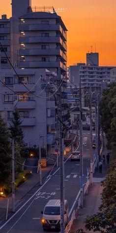 Anime Scenery Wallpaper, Aesthetic Pastel Wallpaper, Aesthetic Backgrounds, Photo Backgrounds, Aesthetic Wallpapers, Aesthetic Japan, Japanese Aesthetic, City Aesthetic, Aesthetic Images
