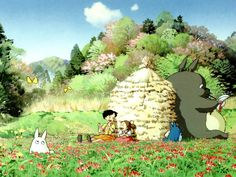 Mon voisin Totoro (vf) -  Planachanlovejapan