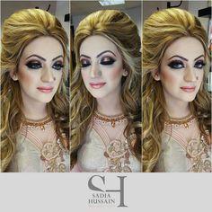 Makeup by sadaf wassan Party Makeup, Most Beautiful, Women, Festival Makeup, Woman