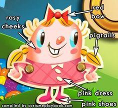 Candy Crush Saga Costumes   Costume Playbook - Cosplay & Halloween ...