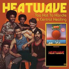 heatwave band - Google Search