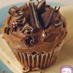 Cupcakes al cioccolato ripieni