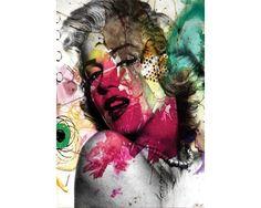 Puzzle Art Puzzle Marilyn Pop Art de 1500 Piezas