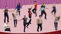 The Charlie Brown School of Dance (Peanuts) So funny...how to dance like the peanuts gang.