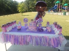 Doc McStuffins Birthday Party Ideas | Photo 30 of 49 | Catch My Party