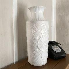German Studio Pottery Vase