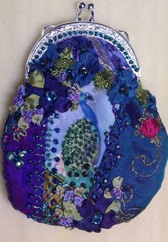 Coin purse by Pat Winter
