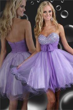 Vestido de princesa.