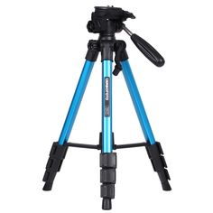 SAB234 Lightweight Portable Tripod with 360��Ball Head & Center Column for DSLR Camera Video Camcorder
