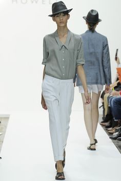 Margaret Howell SS14.                              My favorite shirt.  Cut, fabric, style, comfort.