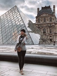 Paris in the winter is a magical time. Weve got tips on what to wear, things to do, what to see and places you must visit in summer, springs, fall and winter! Check out our outfit ideas and for your next trip to Paris. #Travel #Outfits #Ideas