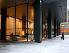 375 Park Avenue \ Seagram Building | by Mies Van de Rohe