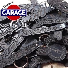 Do you still want these sold out key chains?  Let us know in the comments!  Tag a friend. Should we bring them back?  #datsun #fairlady #classicz #z31 #510 #240z #leatherkeychain