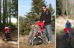 Stroller Friendly Trails http://www.wta.org/hiking-info/children/kids-hikes/stroller-friendly-trails