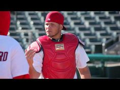 Play Like A Cardinal: No Stealing Second - YouTube...lol, love these commercials!