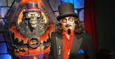 """""""Svengoolie"""", the titular character of the show and host, introduces the film, tells jokes and relates factoids about the movie. The character was originally portrayed by former WCFL-AM personality Jerry G. Bishop from 1970 to 1973. When the show returned in 1979, the role was taken up by Rich Koz, who plays the part today."""