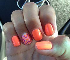 22 Beautiful Summer Nail Designs   Inspired Snaps