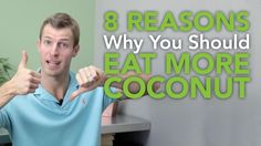 http://draxe.com http://www.draxe.com/8-medically-based-reasons-consuming-coconut-every-single-day/ Coconut is one of the best super foods available. Here ar...
