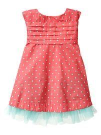 Toddler Girls' Dresses: party dresses, sweater dresses, jumpers, ruffle dresses at babyGap   Gap Easter