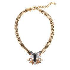 Piled stone necklace J Crew $118