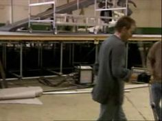 Lightsaber training with Ewan McGregor (Obi-Wan Kenobi), Liam Neeson(Qui Gon Jinn) and Ray Park(Darth Maul)